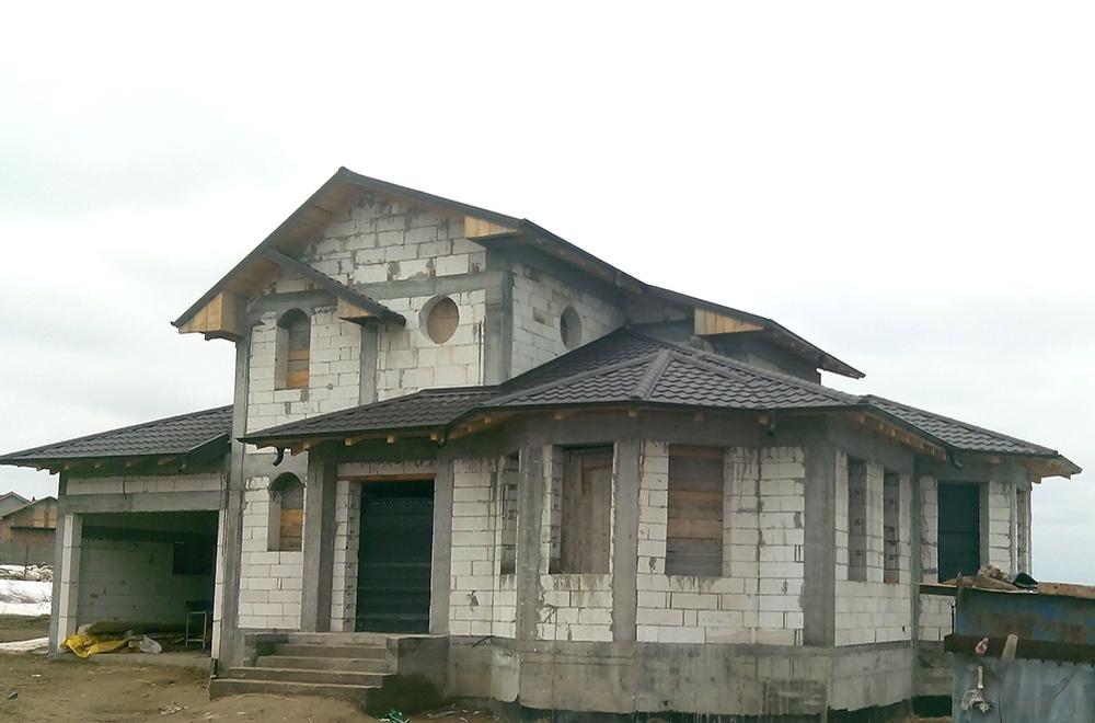 acoperis casa klauman Sendreni Wetterbest