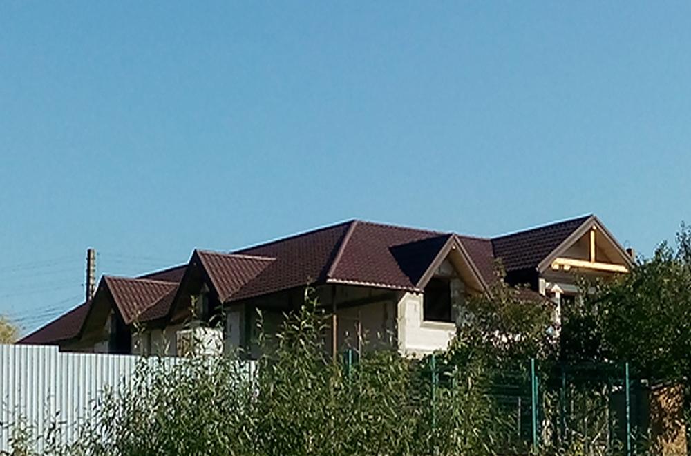 acoperis casa klauman Sat Costi Viking Profil Arad