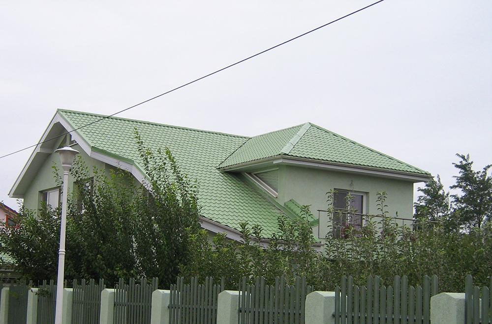 acoperis casa klauman Zona Arcasilor