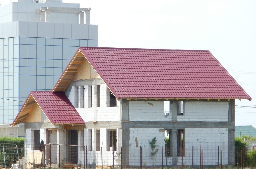 acoperis casa klauman Galati Zona Metro Viking Profil