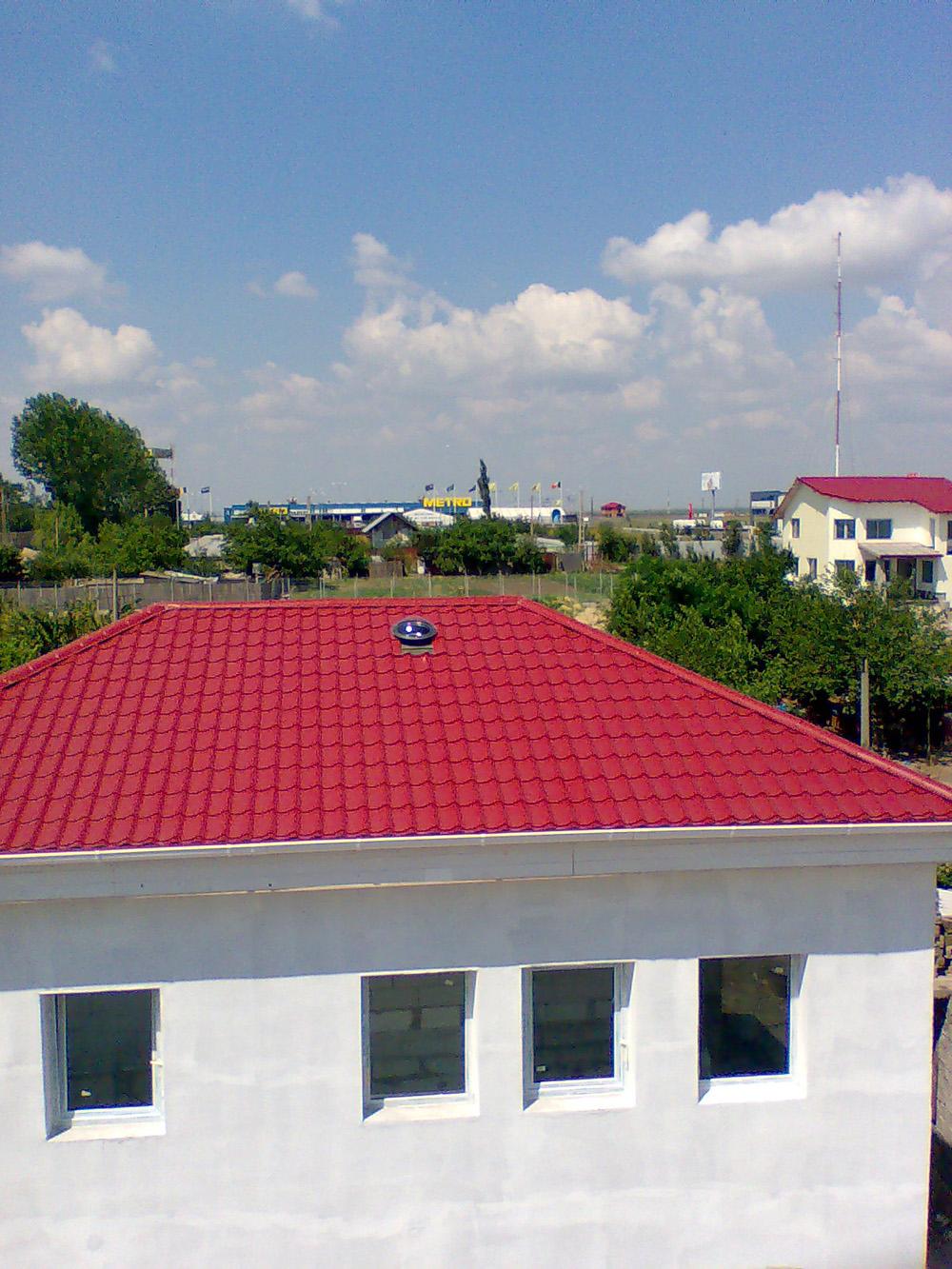 acoperis casa klauman Zona Metro