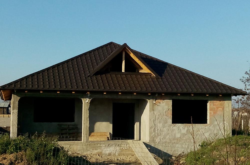 acoperis casa klauman Liesti profil Viking