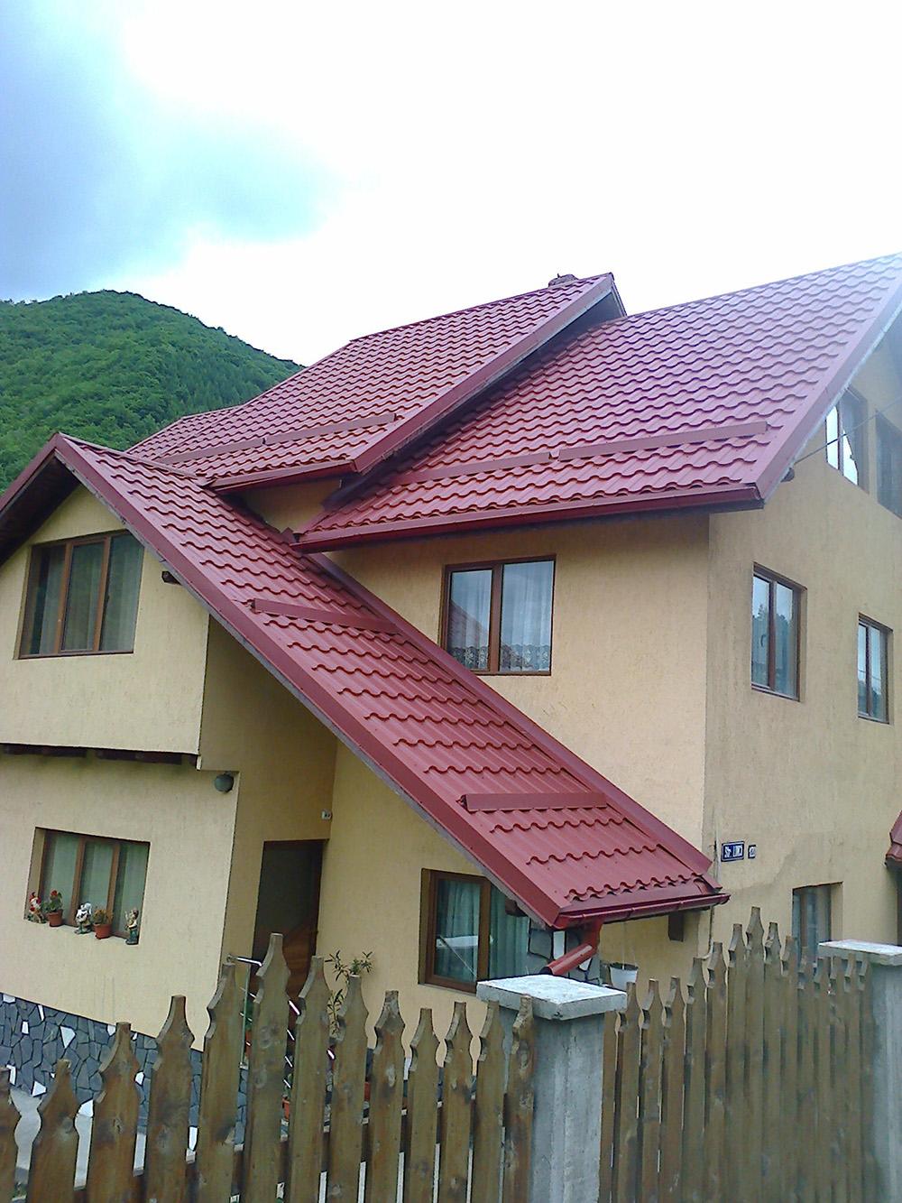 acoperis casa klauman Galati Profil Arad Viking