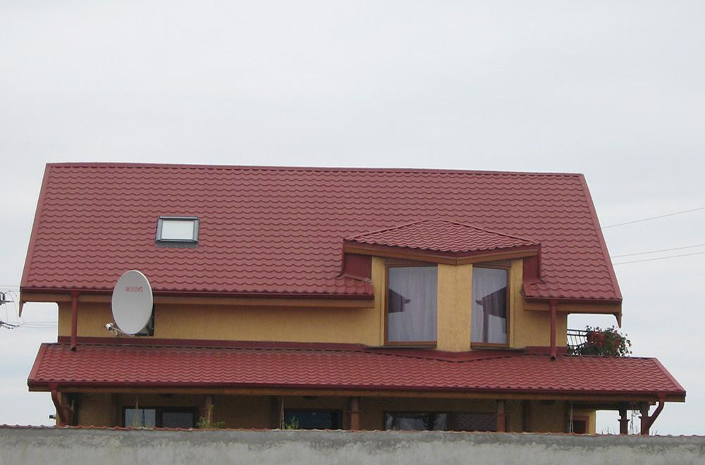 acoperis casa klauman Oras Galati