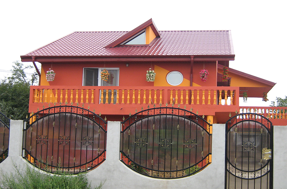acoperis casa klauman Galati