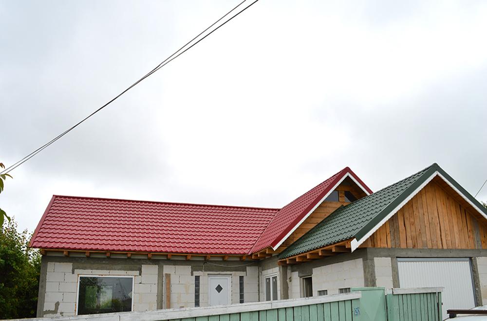 acoperis casa klauman Sendreni